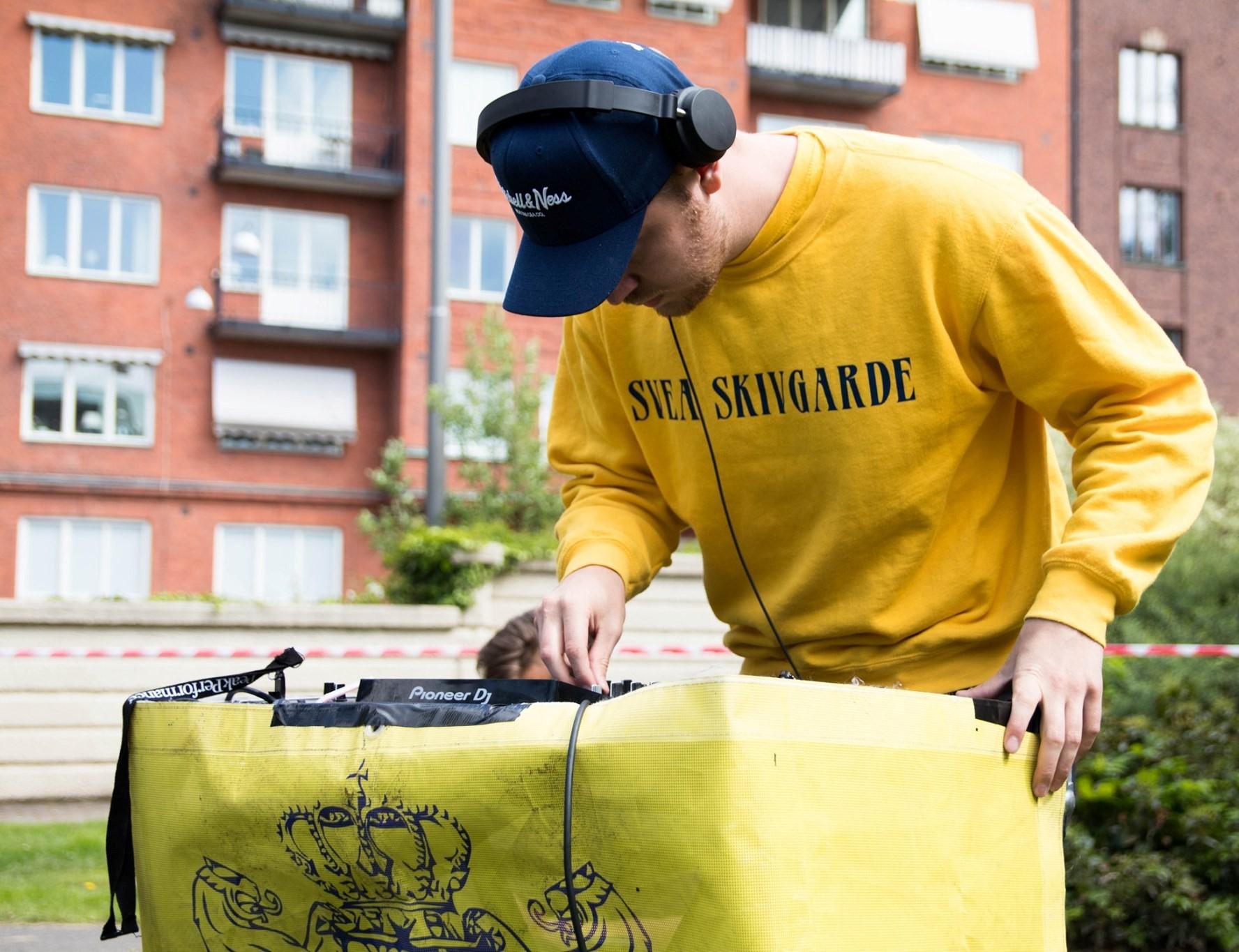 hela samlingen så billigt rabattkod Svea Skivgarde, DJ i Göteborg